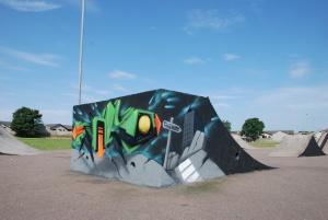 Portlethen skatepark